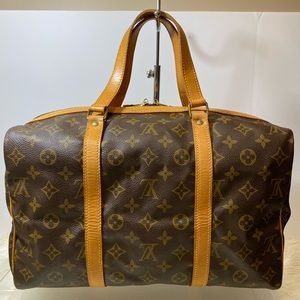 Sac Souple 35 Boston carryall Travel Bag